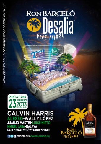 Flyer Desalia 2013