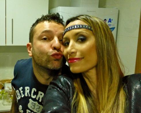 Juanjo y Paty
