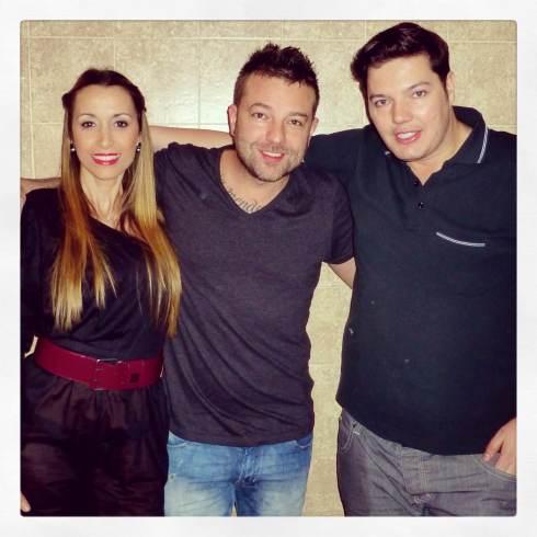 La Drak, Juanjo, y Paty