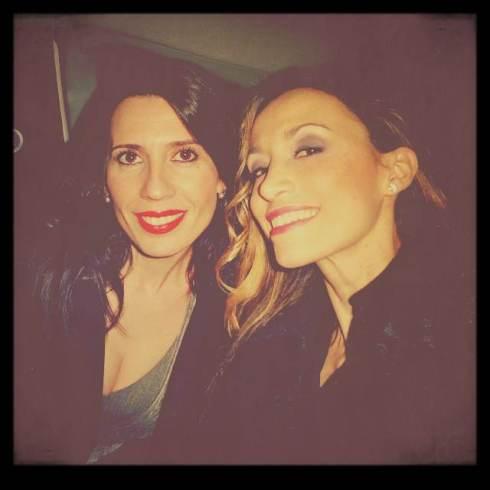 Rosana y Paty
