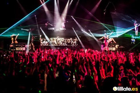 Cuánta gente! Foto by Tilllate.es
