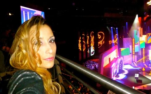 Paty Gala Premios 40
