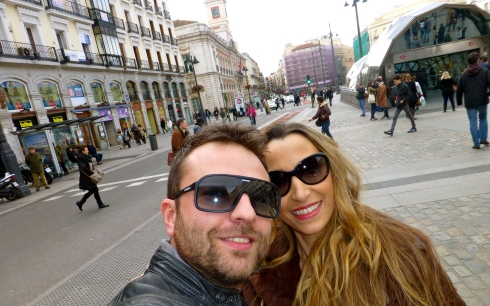 Paty y Juanjo Pta Sol