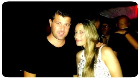 With Andrea Oliva, un gusto increíble para la música.
