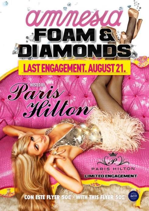 Paty Eito Blog Paris Hilton @ Amnesia Ibiza (2)