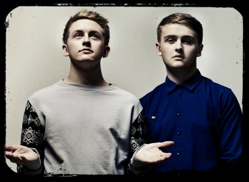 Los hermanos Howard & Guy Lawrence = Disclosure!