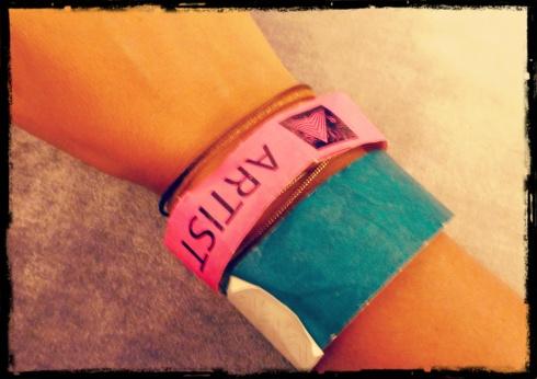 My Bracelets :)