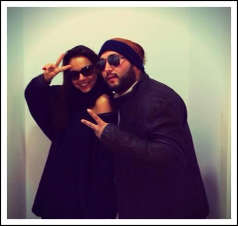 Kiko Rivera y Chenoa