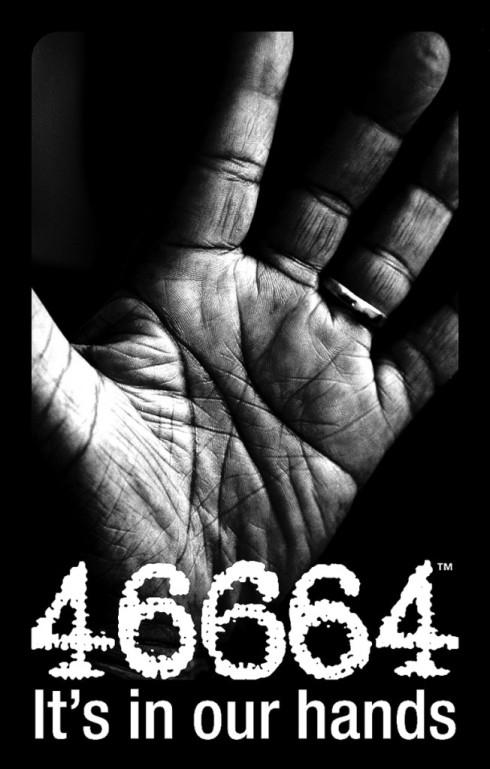 Era el preso número 466/64 y ahora un símbolo mundial de la LIBERTAD.