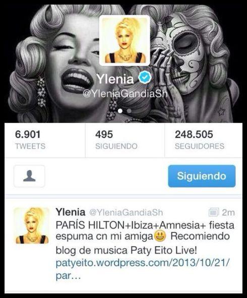 Ylenia eres una fenómena yo también te sigo Besos!!