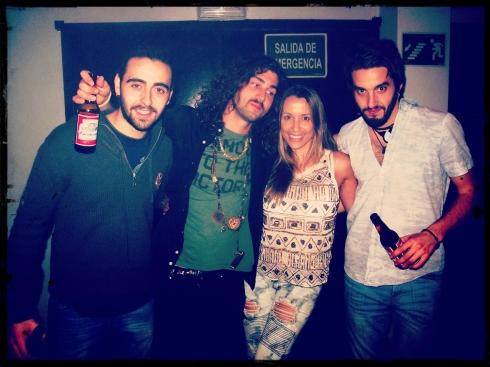 con 'Fondo Flamenco' Olé!!