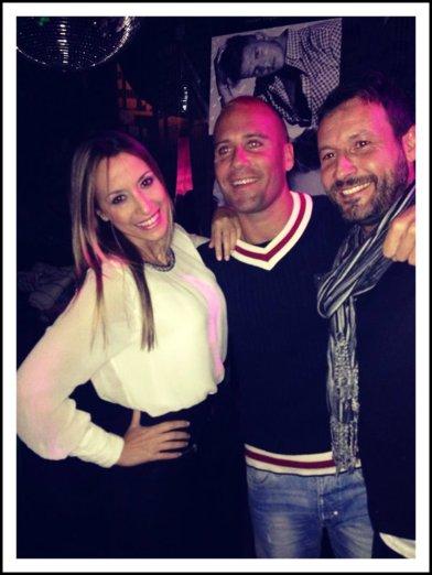 Con mis amigos gallegos!! :)