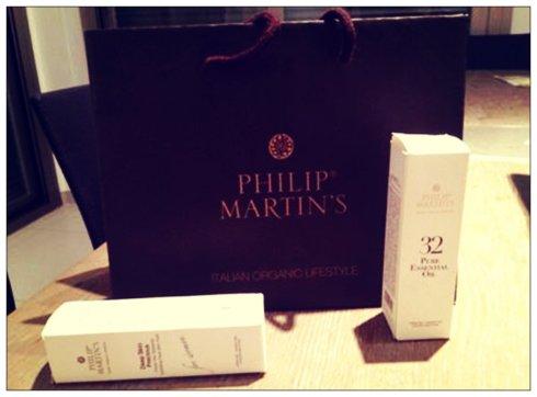 Más regalos de Philip Martin's!!!  :)