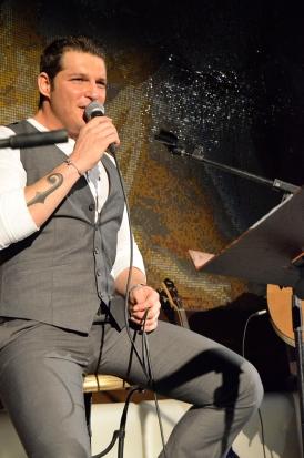 Live Concert de Manu Tenorio © La Cerdanya Restaurant