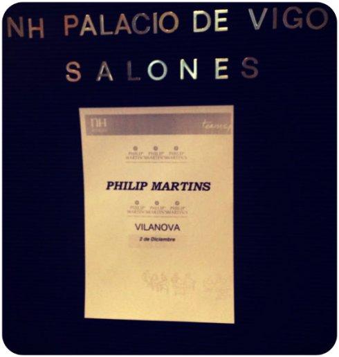 En este hotel se llevó a cabo la conferencia de Philip Martin's.
